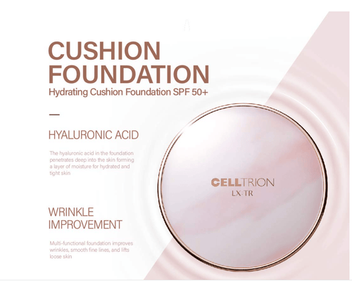 Celltrion LX:TR Water Cushion SPF50+