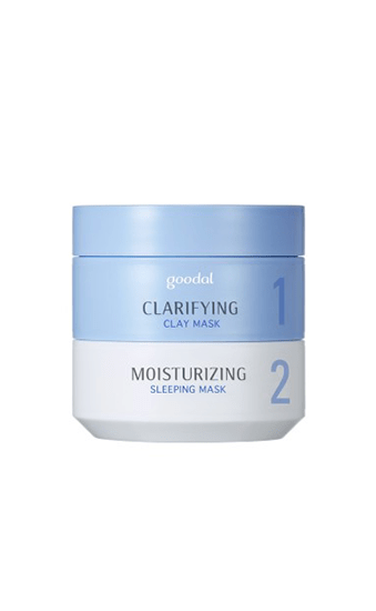 goodal Moist Synergy Mask Duo