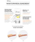 dr.eslee Physical Sunscreen SPF 50+ PA+++