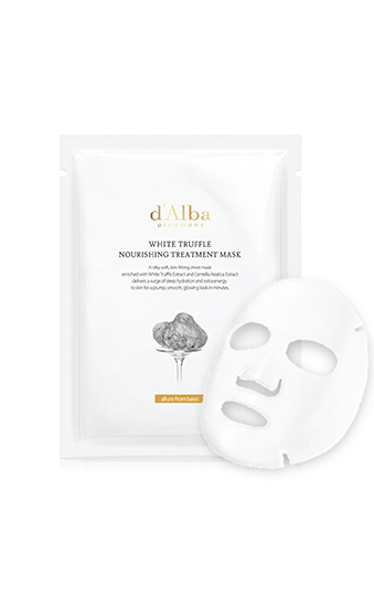 d'alba White Treatment Mask - Palace Beauty Galleria