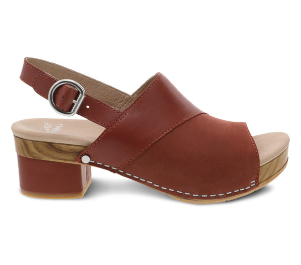 Dansko Madalyn Cinnamon Sandal