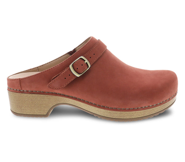 Dansko Berry Cinnamon Slide