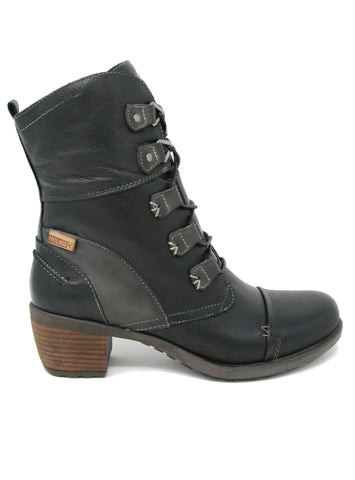 Pikolinos 838-8990 Black Ankle Boot