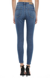 Cello Jeans Medium Wash High Rise Skinny Jeans