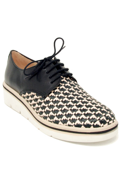 Hispanitas Iola Black Sneaker