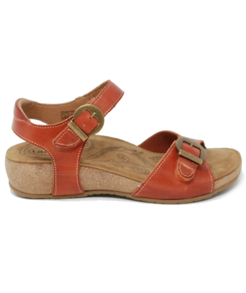 Taos Vera Burnt Orange Sandal