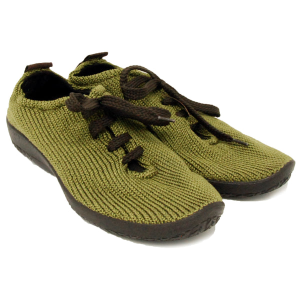 Arcopedico LS 1151 Olive Knit Shoe
