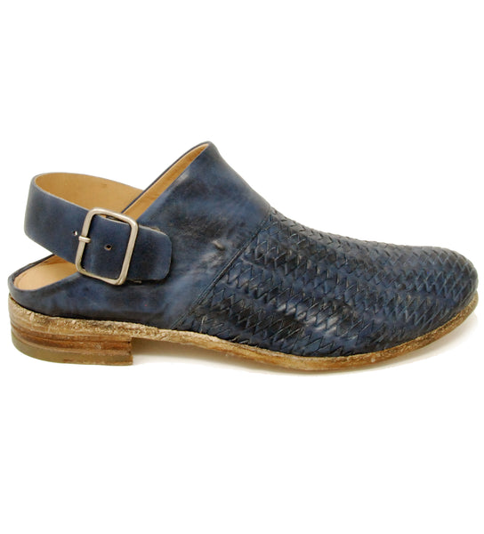La Bottega di Lisa 3534 Blue Flat