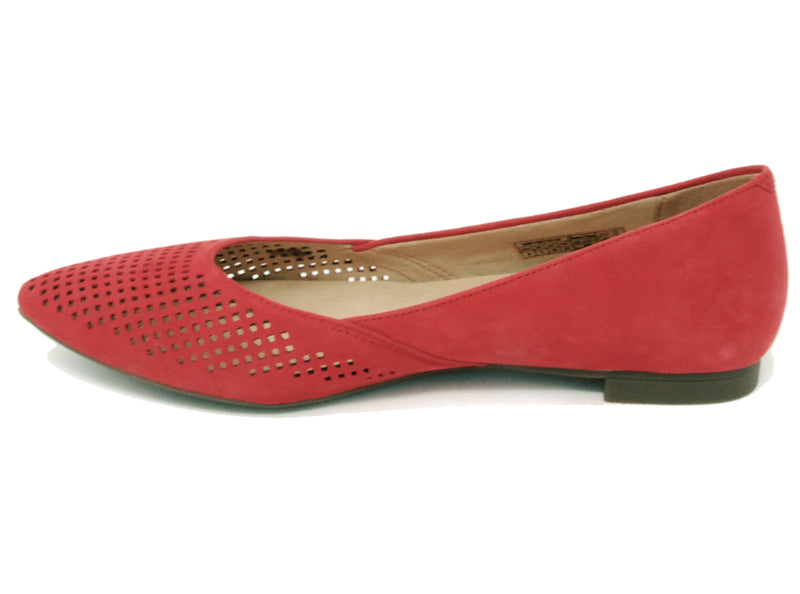 Vionic Posey Red Flat