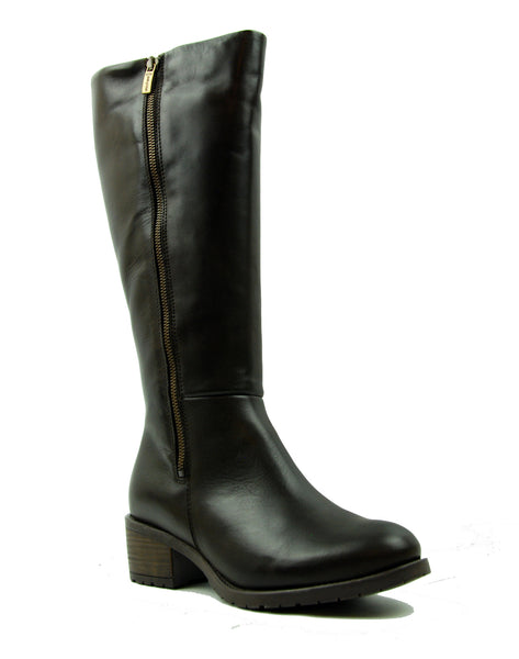 Eric Michael Lauren Brown Tall Boot