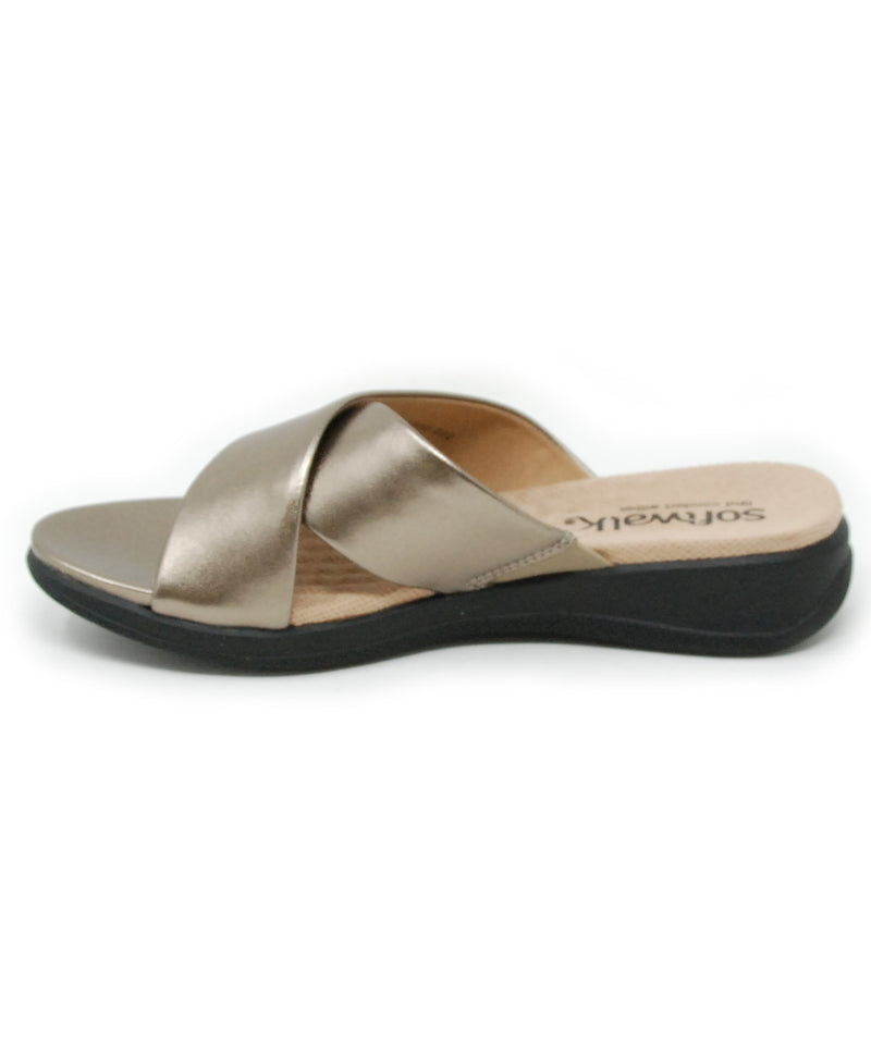 Softwalk Tillman Bronze Sandal
