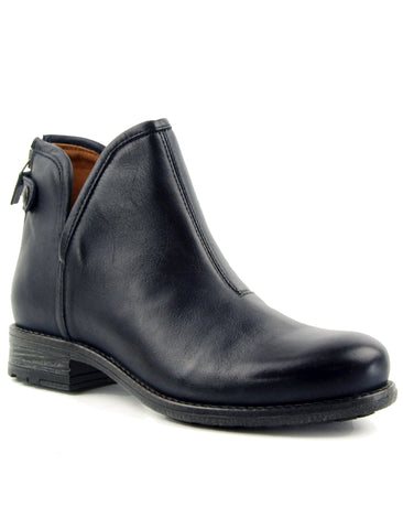 Eric Michael Selma Navy Ankle Boot