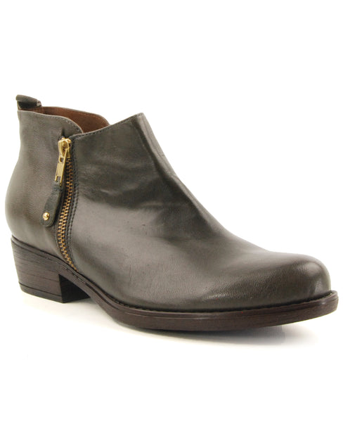 Eric Michael London Grey Ankle Boot