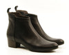 Coclico 2201 Kathryn Black Ankle Boot