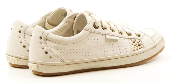 Taos Freedom White Sneakers