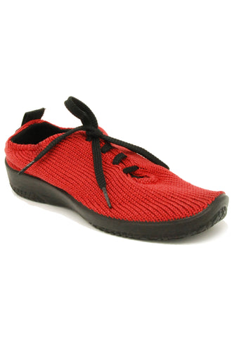 Arcopedico LS 1151 Red Knit Shoe