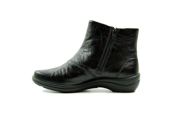 Romika Cassie 05 Black Ankle Boot