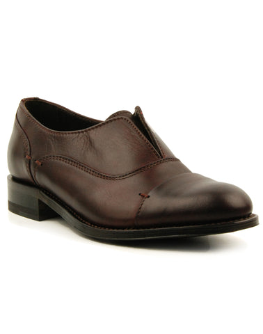 Ariat Two24 Bailen Bordeaux Flat Oxford