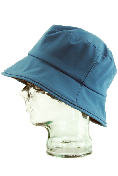 Lillie & Cohoe Cloudburst Stormy Steel Hat