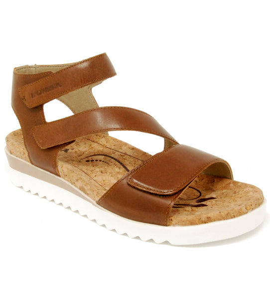 Romika Hollywood 04 Castagne Sandals