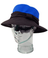 Lillie & Cohoe Rainy Day Brooke Cobalt/Black Hat