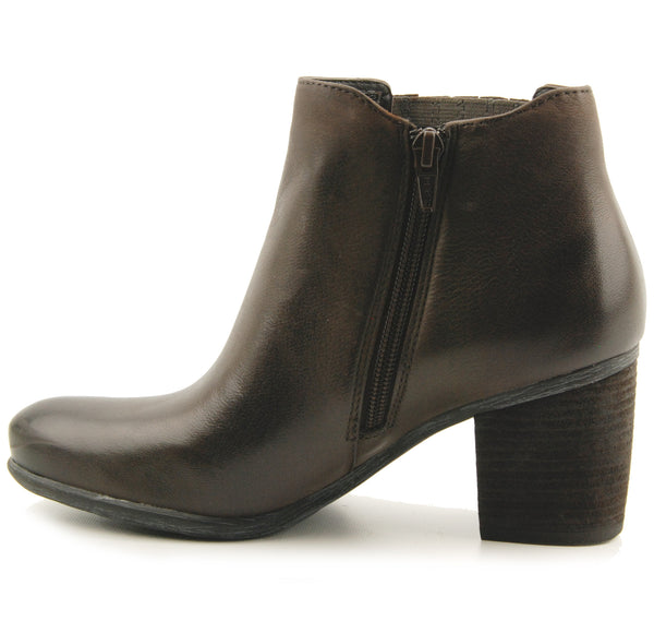 Josef Seibel Britney 35 Anthracite Ankle Boot