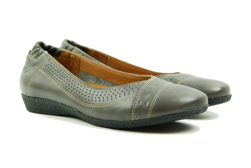 Taos Sleek Grey Flat
