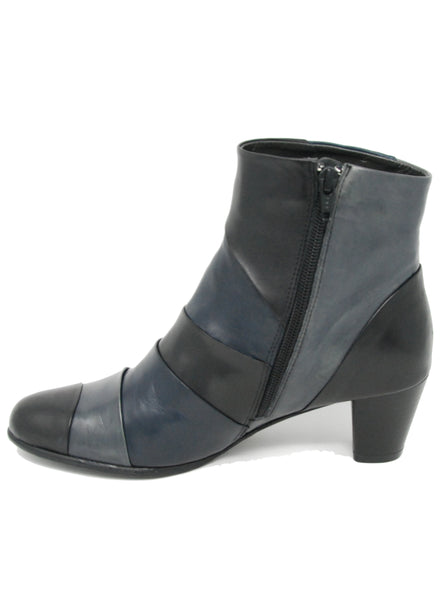 Canal Grande Marta Blue Ankleboot