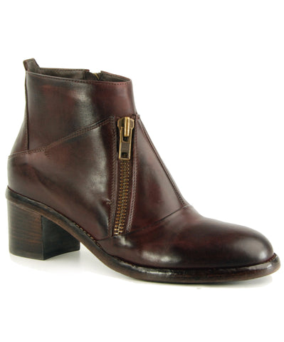 La Bottega Di Lisa 3362 Burgun Ankle Boot