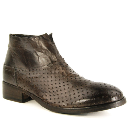 Shoto 50899 Canguro Cuoio Perforated Shoe