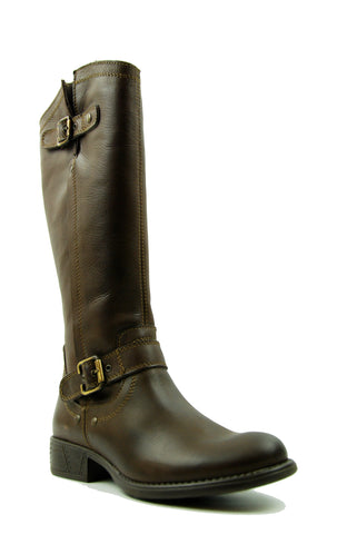 Eric Michael Montana Brown Tall Boot