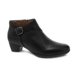Dansko Darbie Black Burnished Nubuck Ankle Boot