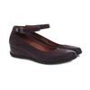 Dansko Shaylee Fig Waterproof Wedge Pump