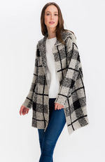 Earnest Plaid Jacket