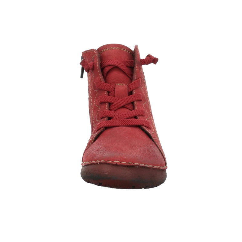 Fergey 86 Red Ankle Boot