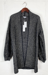 Freya Black Cardigan