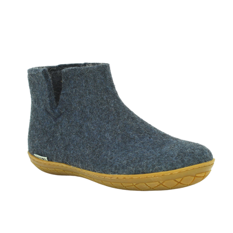 Glerups GR10 Denim House Shoe