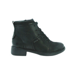 Selena 50 Black Ankle Boot