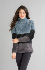 Ember Colorblock Pullover