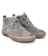Josef Seibel Maren 02 Grey Lace Up Boot