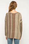 Alice Poncho Style Sweater