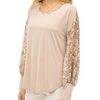 Katherine Breezy Long Sleeve Top