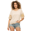 Victoria Ruffle Sleeve Top