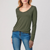 Diana Olive Top