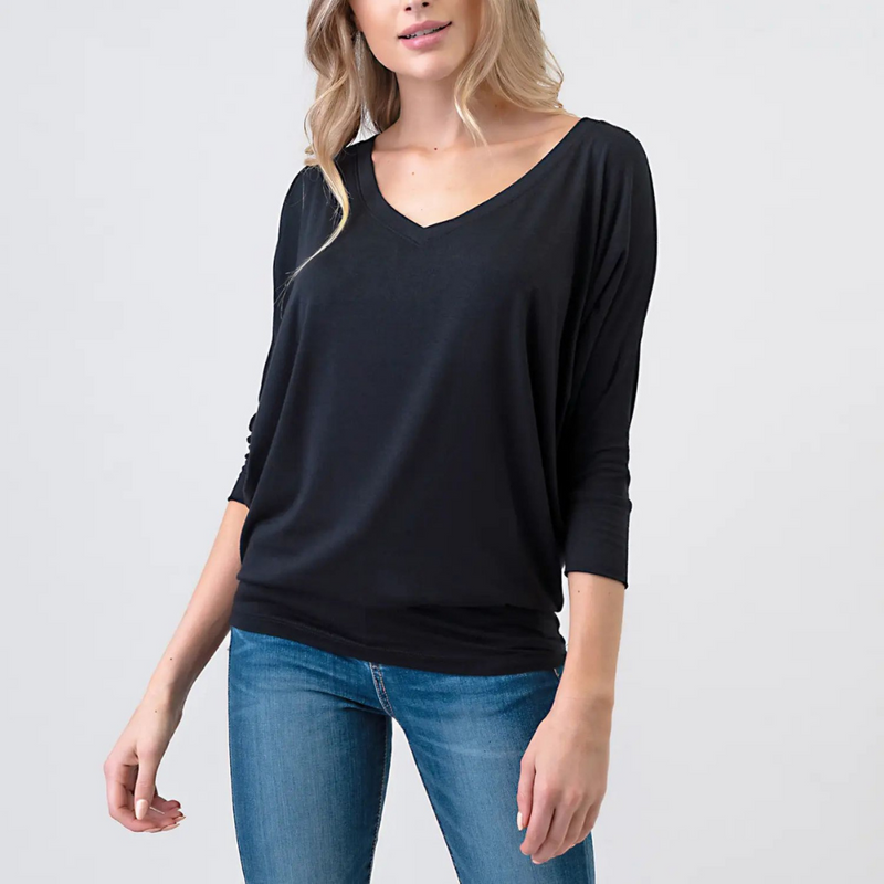 Perri Black Top