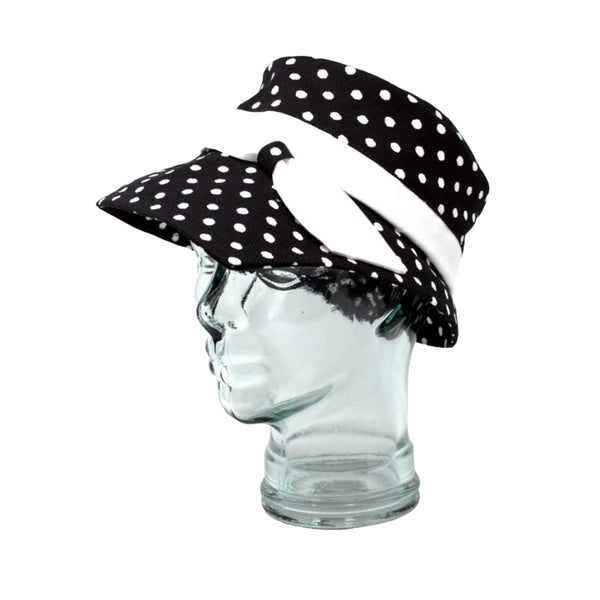 Lillie & Cohoe Polka Dot Grace Polka Dot Hat