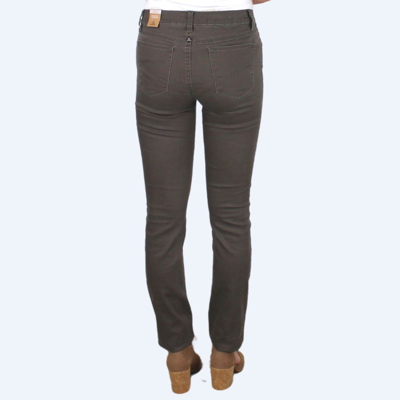 Kayla Dark Mud Jeans