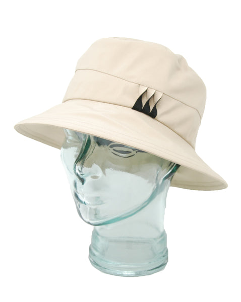 Lillie & Cohoe Rainy Day Brooke Twist Tan/Black Hat