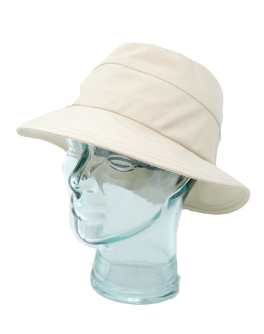 Lillie & Cohoe Rainy Day Dakota Tan Hat