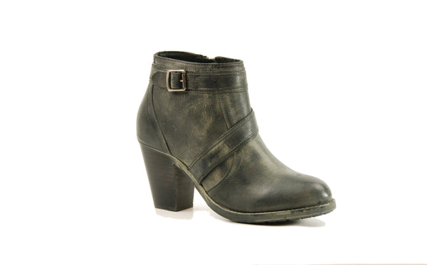 Ariat Ready to Go Dark Ash Ankle Boot